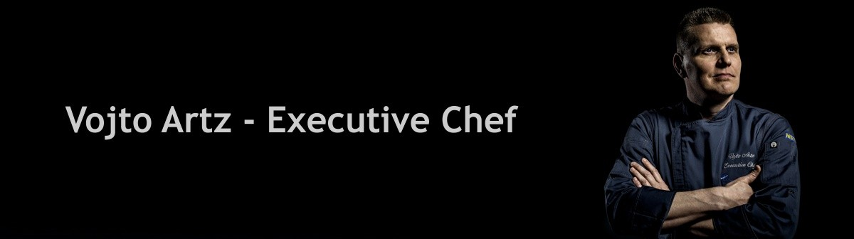 Vojto Artz - Executive Chef